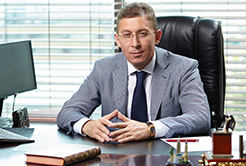 ZAUR BALAGOV - THE PRESIDENT OF DIAMOND HOLDING – ON SOCIAL RESPONSIBILITY OF BUSINESS