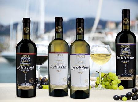 Вино L'or de la France от Холдинга Даймонд