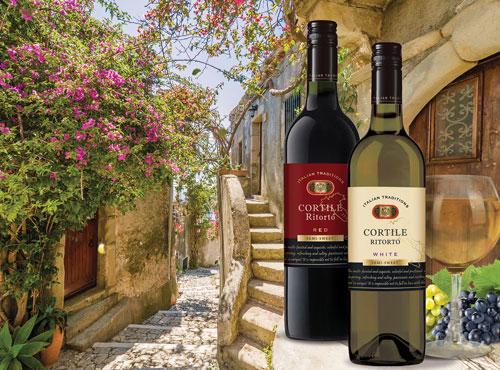 Cortile Ritorto Вино