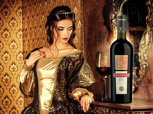Kuban Crown Wine by Diamond Holding