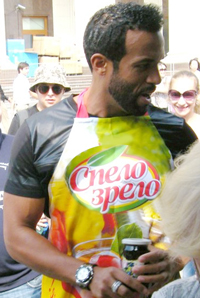 British singer Craig David