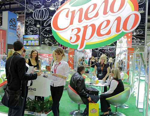 The SPELO-ZRELO brand from Diamond Product Ltd. performed successfully at WorldFood 2013
