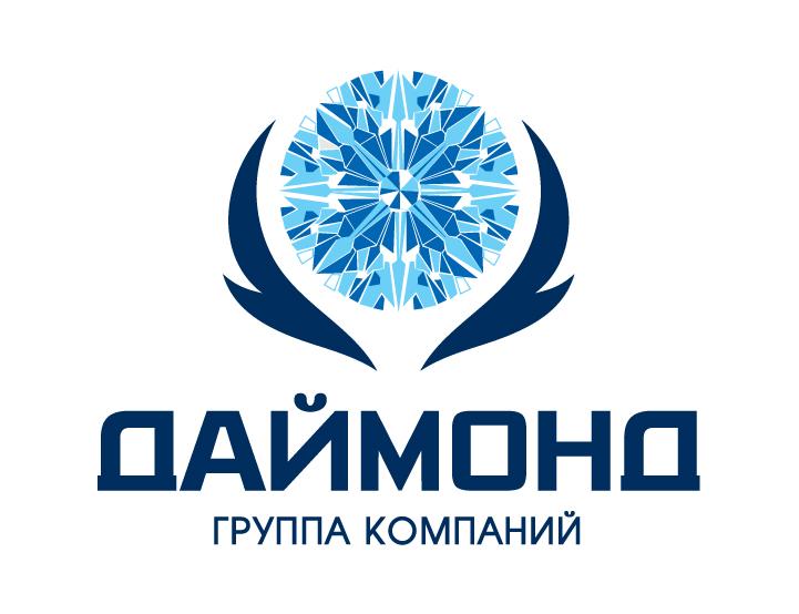 Логотип Группа компаний Даймонд