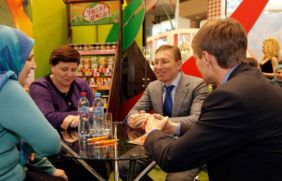 SPELO-ZRELO at the main food exhibition Prodexpo 2015 in Moscow""