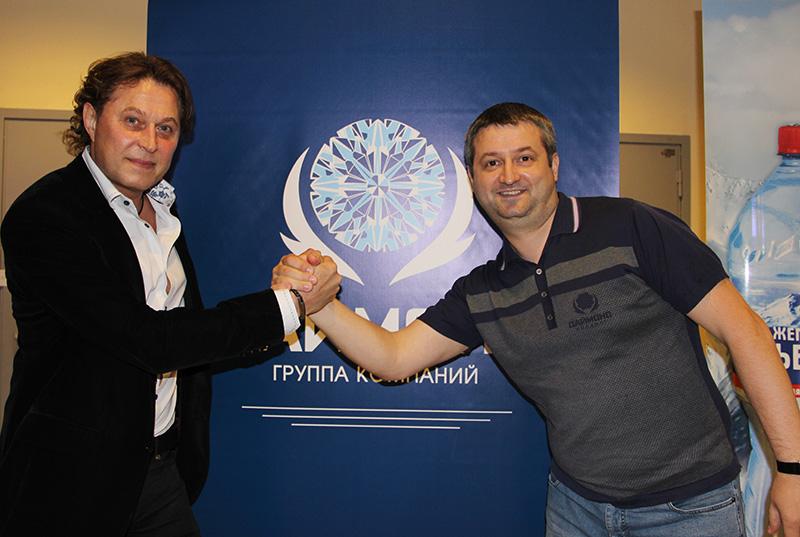 "Andrey Mishurov and musician, singer, show-man Slava martov – ""We do care!"""