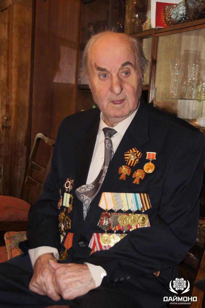 Юрий Беликов, заслуженный летчик в интервью для ГК Даймонд