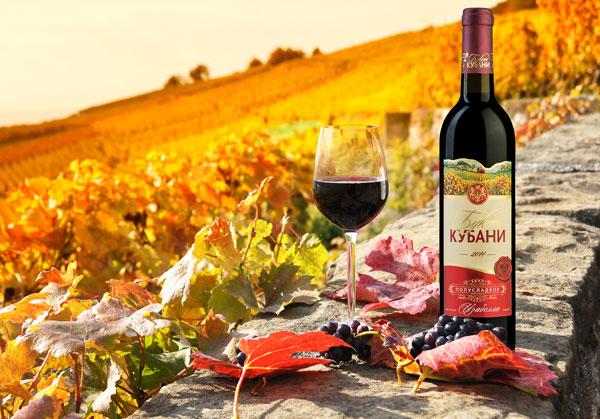 Вино - Букет  Кубани
