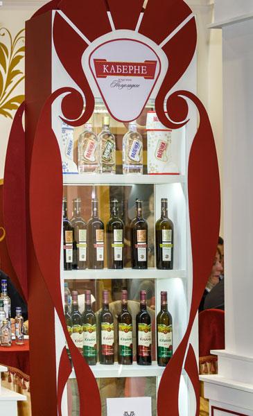 Российские вина от холдинга Даймонд