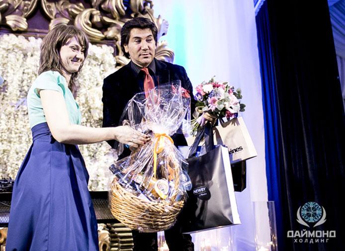 Авраам Руссо – премия «Возвращение года»