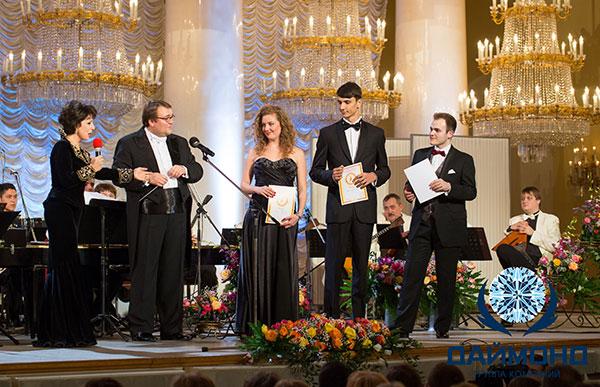 Sergey Yakovenko, Alexander Vedernikov, Nikolai Slichenko, Aristarchus Livanov Yury Vedeneev