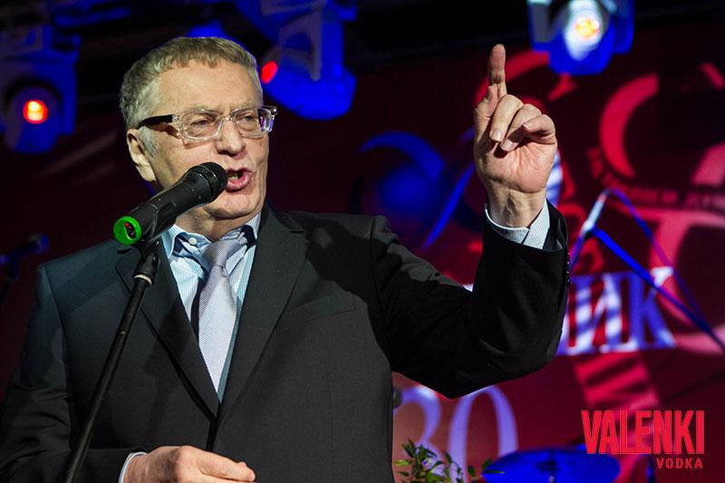 """Жириновский: """"Русские не сдаются!"""""""
