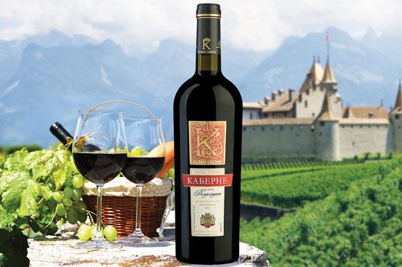 Вино - Кубанская корона