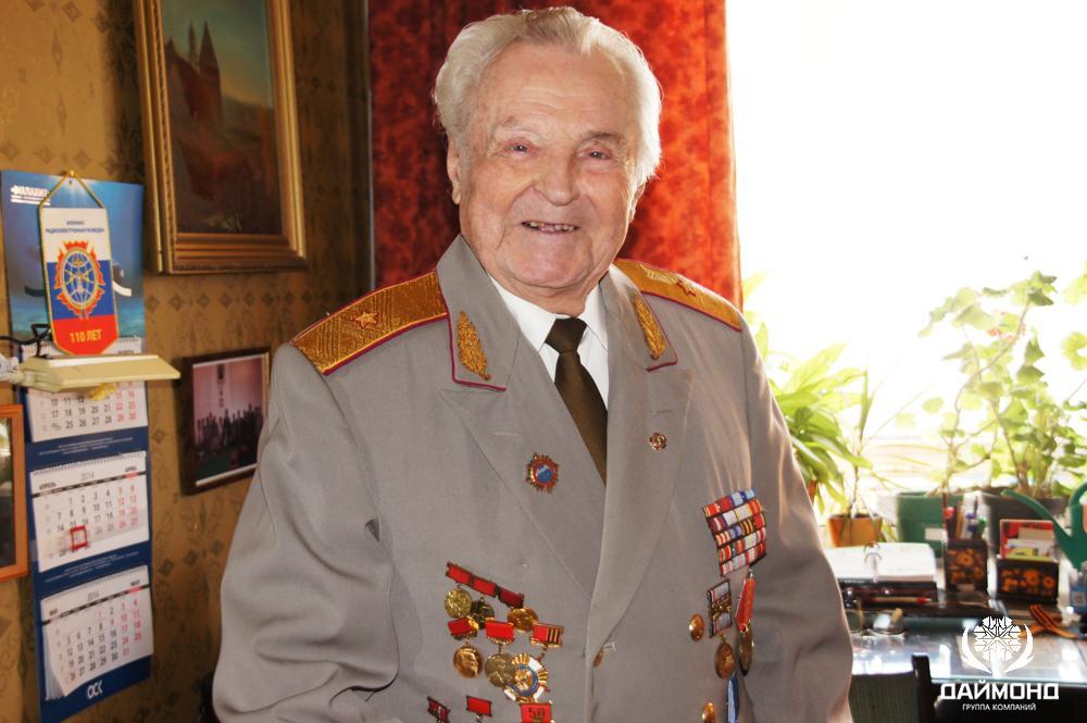 Юрий Мажоров, генерал-майор в отставке в интервью для ГК Даймонд