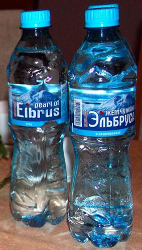 Вода жемчужина Эльбруса