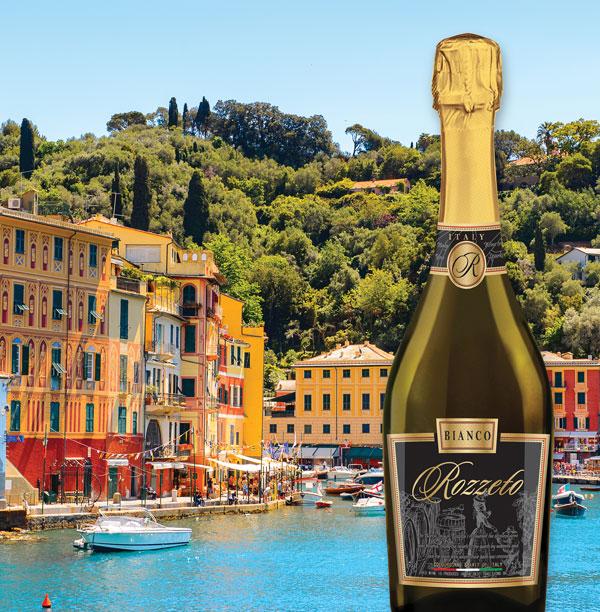 «ROZZETO» Bianco - игристый алкогольный напиток от Холдинга Даймонд
