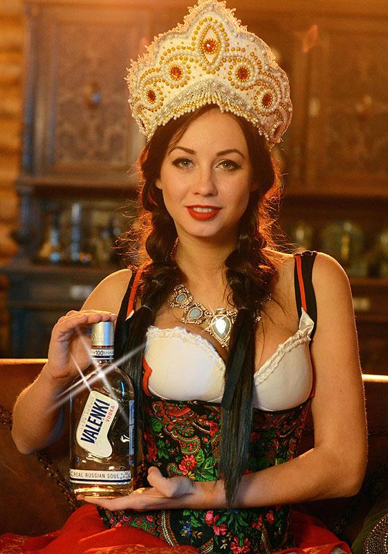 Русские красавицы и VALENKI