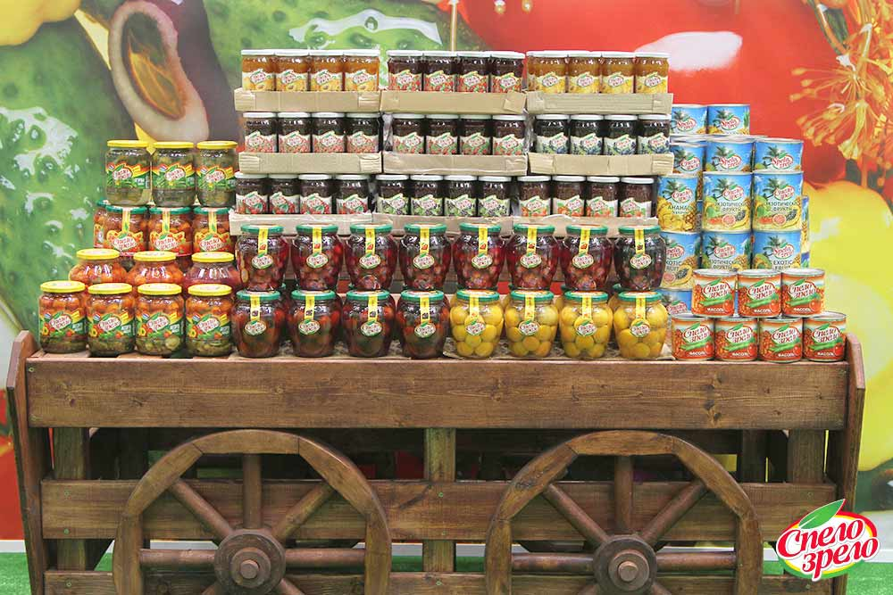 Better preservation of SPELO-ZRELO and Diamond Foods