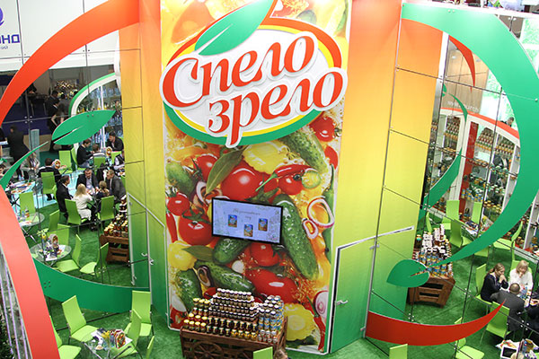 """""""SPELO-ZRELO"""" at Prodexpo 2014 - from silver to gold!"""