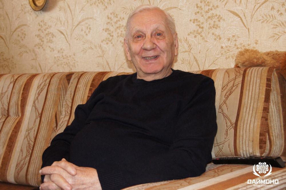 Анатолий Тихонов, солист академического оркестра в интервью для ГК Даймонд