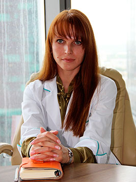 Svetlana Titova, certificated doctor – dietarian, the founder of the clinic of beauty and healthy nutrition NATURELF.