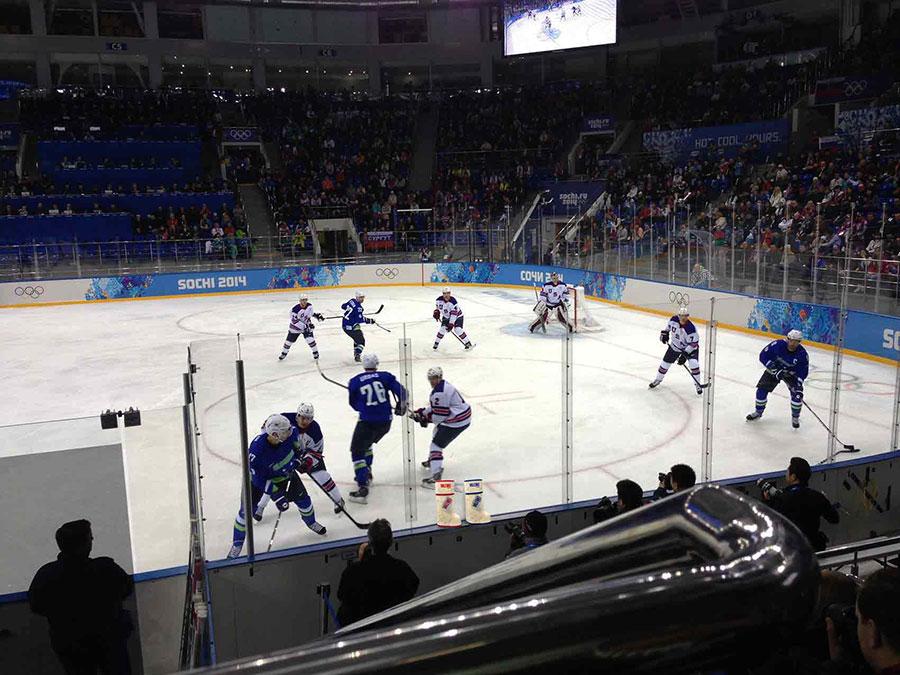 Теперь на хоккей с водка VALENKI