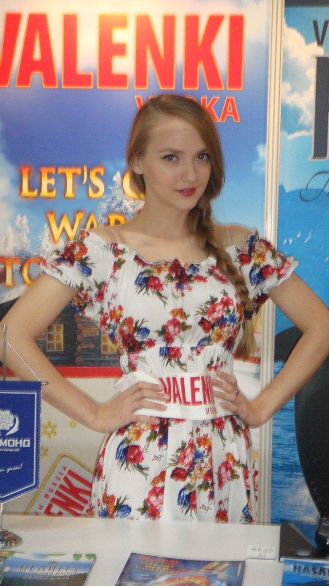 "Водка ВАЛЕНКИ и Холдинг ""Даймонд"" на международной выставке PROWINE CHINA 2014"
