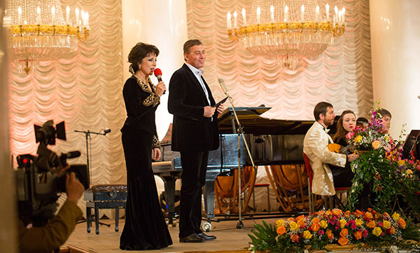 Заур Балагов, Галина Преображенская - Романсиада 2013