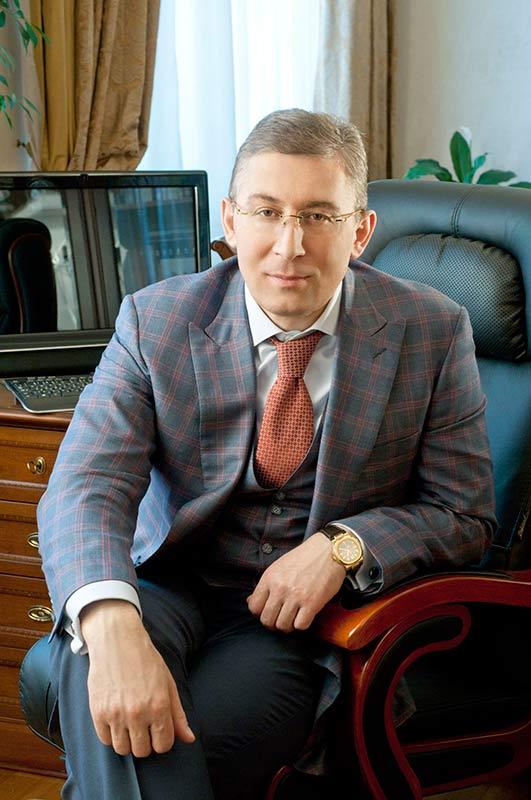 Zaur Balagov - President of the Holding Diamond