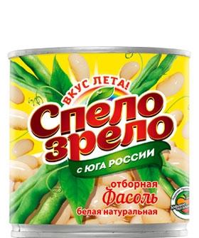 Фасоль белая <br>консервированная
