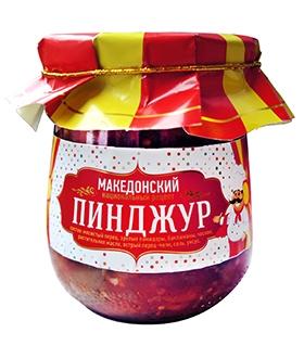 Салат ПИНДЖУР Спело-Зрело