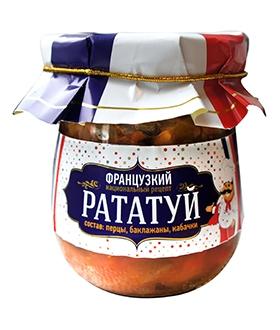 Салат РАТАТУЙ Спело-Зрело