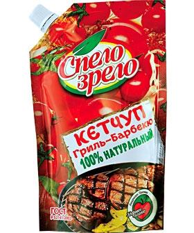 Кетчуп Шашлычный Спело-Зрело