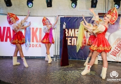 Танцевальное шоу VALENKI