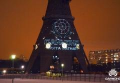 ГК Даймонд презентовала увлекательное шоу на Останкинской башне