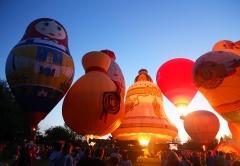 Balloon festival 2014 - Sky St. Sergius