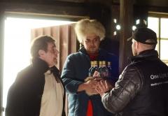 Алексей Булдаков снялся в клипе ВАЛЕНКИ. Премьера