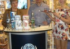 Zaur Balagov, president of Diamond Holding - SIAL Paris