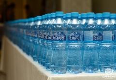 """Tasting mineral water Pearl of Elbrus on """"Graduate 2014"""" in the Kremlin"""