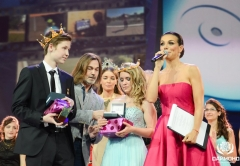 """Diamond"" Holding  presented the awards at the VI All-Russian Prize ""Graduate 2014"" in the Kremlin"