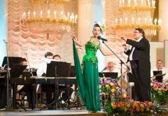 Группа компаний Даймонд поддерживает молодые таланты - Романсиада 2013