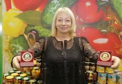 Oksana Isayev - Sales director of TM SPELO-ZRELO of company Diamond Product