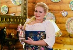 Русская красавица и VALENKI