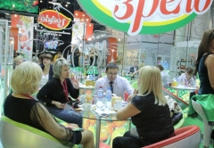Preservation SPELO-ZRELO on the exhibition World Food 2013