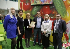 Guests of SPELO-ZRELO and Oksana Isayev, commercial director of brand
