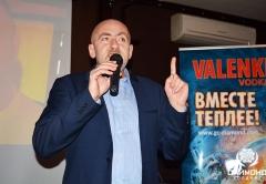 Ведущий и создатель игры «Дум-Дум» Федор Чумаков