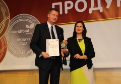 "Vodkas VALENKI and KASATKA - ""Products of the year 2014"""
