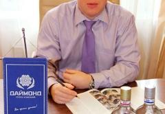 Руководитель отдела Внешнеэкономической деятельности холдинга «Даймонд» Дмитрий Горелов