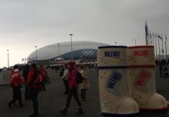 Сфотографировались на фоне стадиона ФИШТ…