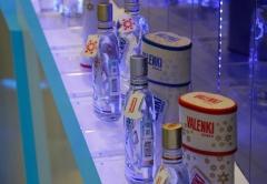 VALENKI Vodka at 2014 Prodekpo stand