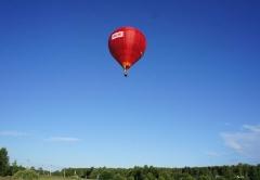 Balloon VALENKI vodka brand